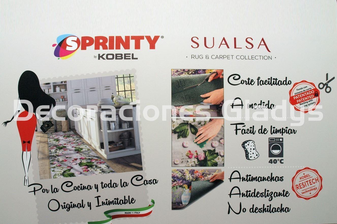 ALFOMBRA SPRINTY PROVENCE - Imagen 2